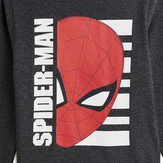 SPIDERMAN Ensemble pyjama garçon (Gris anthracite)