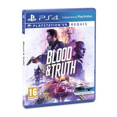 SONY Blood and Truth VR PS4