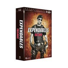 Coffret The Expendables - L'intégrale