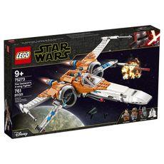LEGO Star Wars 75273 Le chasseur X-wing de Poe Dameron