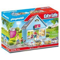 PLAYMOBIL 70376 - City Life - Salon de coiffure