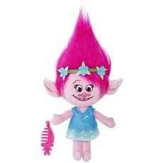 HASBRO Peluche parlante Poppy 43 cm Trolls