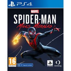 SONY Marvel's Spider-Man Miles Morales PS4