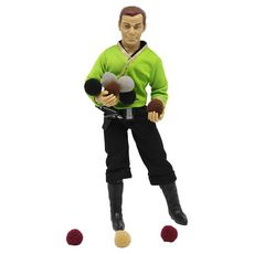 LANSAY Figurine Capitaine James T. Kirk Star Trek 20 cm - MEGO