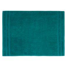 ACTUEL Tapis de bain uni en coton éponge tissé 1000 gr/m2  (Vert)