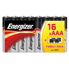 ENERGIZER Family pack LR03  16 pièces