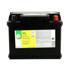 POUCE Batterie pour voiture 460A 55AH