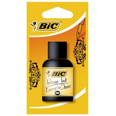 BIC Encre de chine noir flacon de 30ml