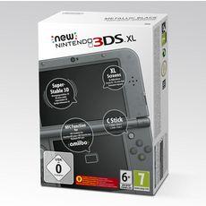 Console New 3DS XL Noir Métallique
