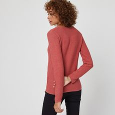 IN EXTENSO Pull femme (Rose)