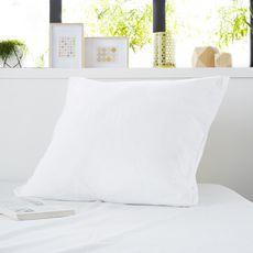 Sweetnight Protège oreiller coton absorbant lavable à 90°c QUALITE PLUS