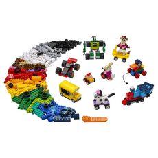 LEGO Classic 11014 Briques et roues