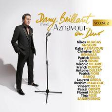Dany Brillant chante Aznavour - en duo Double Vinyle