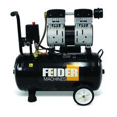 FEIDER Compresseur 24L - 8 bars 125L/minute