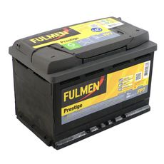 Fulmen Batterie prestige fulmen pour voiture 680A 74AHFP7