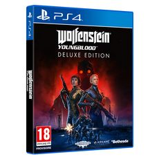 Wolfenstein II : Youngblood Edition Deluxe PS4