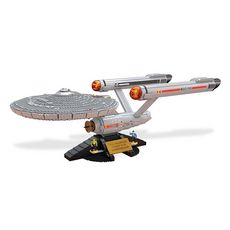 MEGABLOKS Vaisseau Spatial Enterprise Star Trek