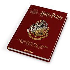 Album collecteur Harry Potter