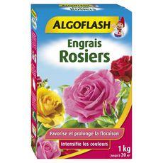 ALGOFLASH Engrais pour rosiers 1kg 1kg