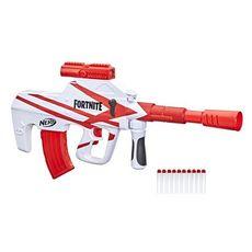HASBRO Pistolet Nerf Fortnite B-AR + 10 flèchettes