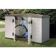 Coffre de rangement à vélo en résine - BOX EVO 200
