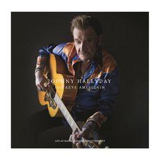 Son rêve américain : Live au Beacon Theatre de New-York 2014 - Johnny Hallyday Vinyle