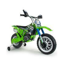 INJUSA Moto Kawasaki Cross 6V