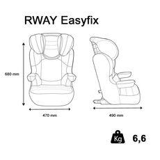 DISNEY Rehausseur auto easyfix groupe 2/3 Rway Disney Reine des Neiges 2