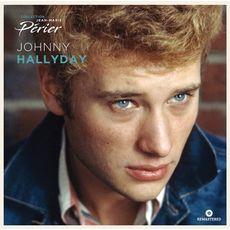 COLLECTION JM PERIER LP JOHNNY HALLYDAY