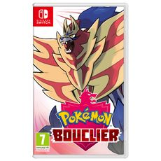 NINTENDO Pokémon Bouclier Nintendo Switch