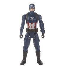 HASBRO Titan Hero Series - Figurine 30 cm Captain America - Avengers Endgame