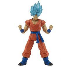 BANDAI Figurine Super Saiyan Bleu Son Goku 17 cm - Dragon Ball Super