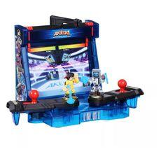MOOSE TOYS Akedo : les meilleurs guerriers des jeux d'arcade Arène de combat suprême