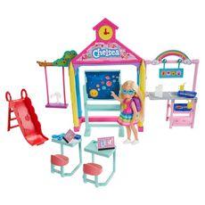 BARBIE Barbie Coffret Chelsea à l'Ecole