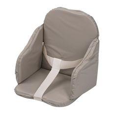 TINEO Coussin de chaise bébé PVC avec sangles