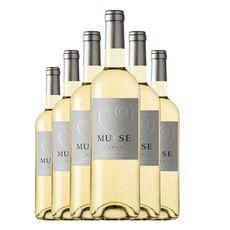 Château Graveyres cuvée Muse blanc 2019 6x75cl