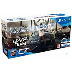 Bravo Team + Aim Controller + Qui es-tu ? PS4