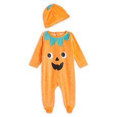 IN EXTENSO Dors bien velours halloween bébé