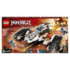 LEGO NINJAGO 71739 - Le tout-terrain ultrasonique
