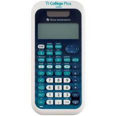TEXAS  Calculatrice scientifique TI-Collège Plus solaire