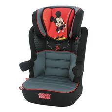 DISNEY Rehausseur auto groupe 2/3 Rway Disney Mickey