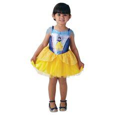 RUBIES Déguisement Ballerina Blanche Neige - Taille 5-6 ans
