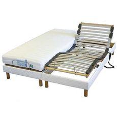 Lit relaxation électrique TPR ADAGIO - Lit 160 x 200 cm