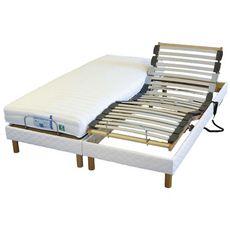 Lit relaxation électrique TPR ADAGIO - Lit 140 x 190 cm