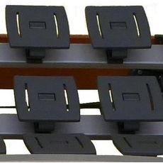 Lit relaxation électrique TPR LOMBATONIC - 140x190 cm