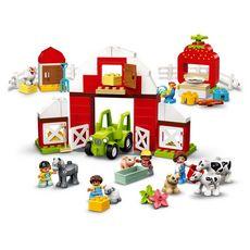 LEGO DUPLO 10952 La grange, le tracteur et les animaux de la ferme