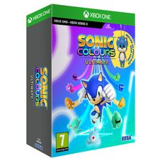 Sonic Colours Ultimate Edition Day One Xbox One - Xbox Series X