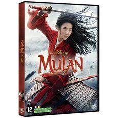 Mulan Live Action DVD