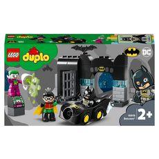 LEGO DUPLO 10919 Super-Héros DC Batman - La Batcave