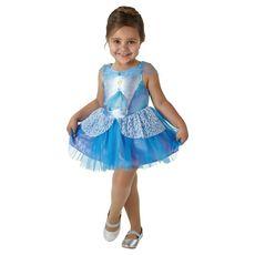 RUBIES Déguisement Ballerina Cendrillon - 3/4/5/6 ans